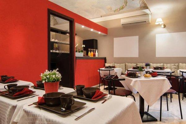 Hotel Cardinal of Florence - фото 12