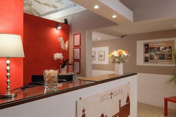 Hotel Cardinal of Florence - фото 15