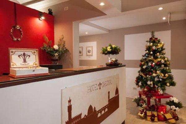Hotel Cardinal of Florence - фото 16