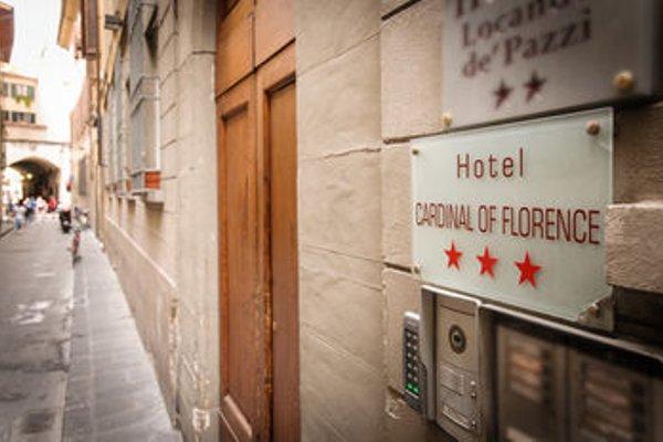 Hotel Cardinal of Florence - фото 20