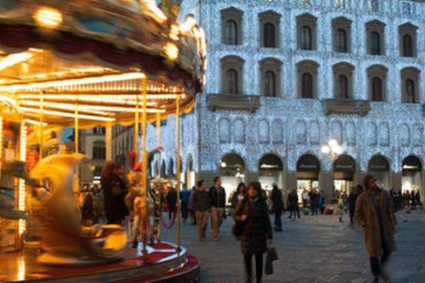Hotel Cardinal of Florence - фото 21