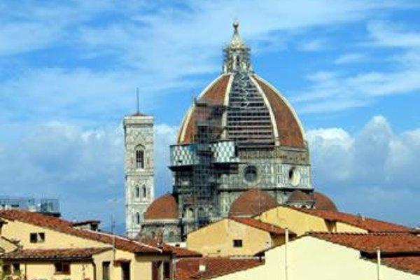 Hotel Cardinal of Florence - фото 23