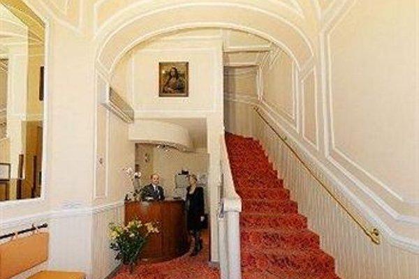 La Gioconda Hotel Florence - 17