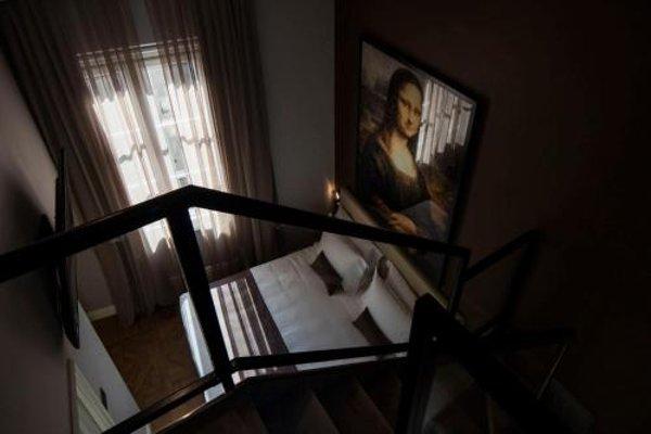 La Gioconda Hotel Florence - 20