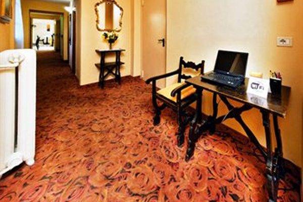 La Gioconda Hotel Florence - 5