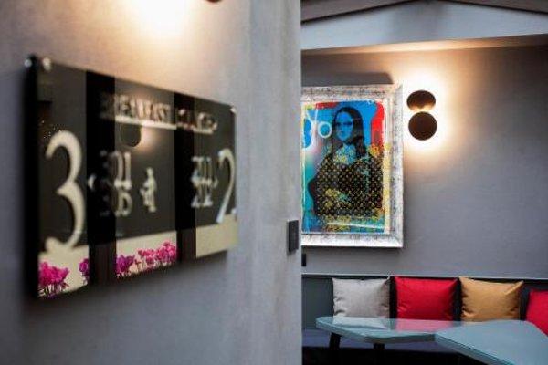 La Gioconda Hotel Florence - 6