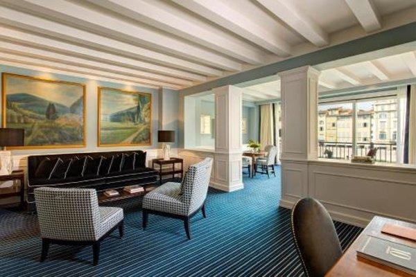 Hotel Lungarno - фото 5
