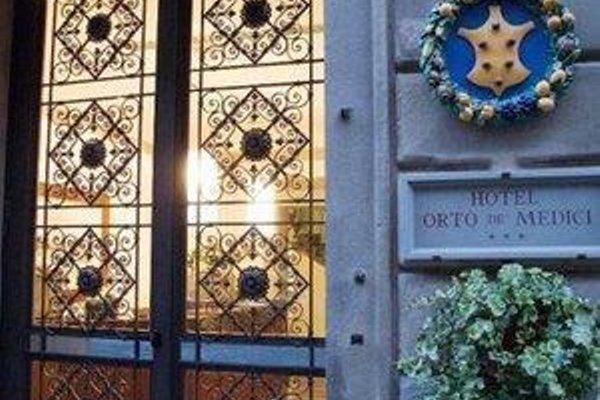 Hotel Orto de' Medici - фото 22