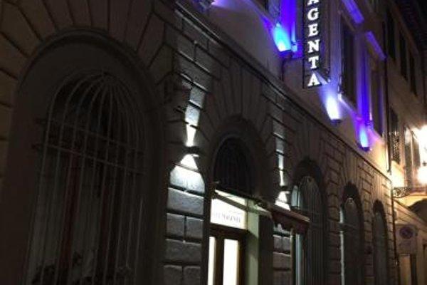 Hotel Magenta - фото 21