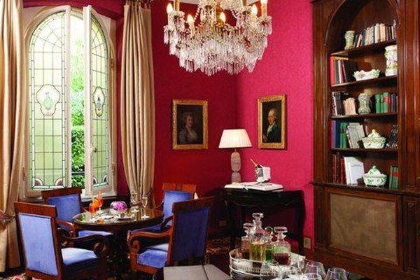 Hotel Regency-Small Luxury Hotels of the World - фото 10