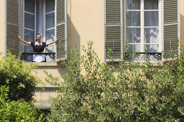 Hotel Regency-Small Luxury Hotels of the World - фото 20