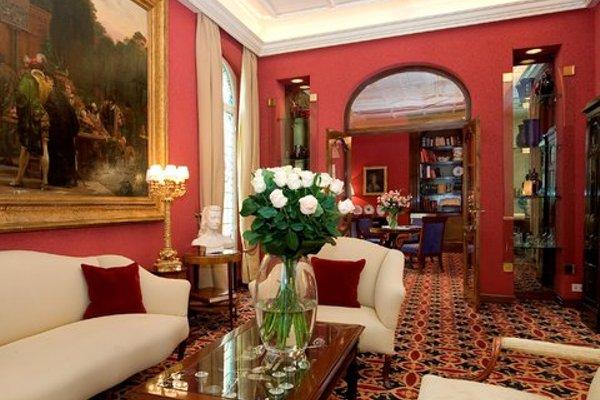 Hotel Regency-Small Luxury Hotels of the World - фото 5