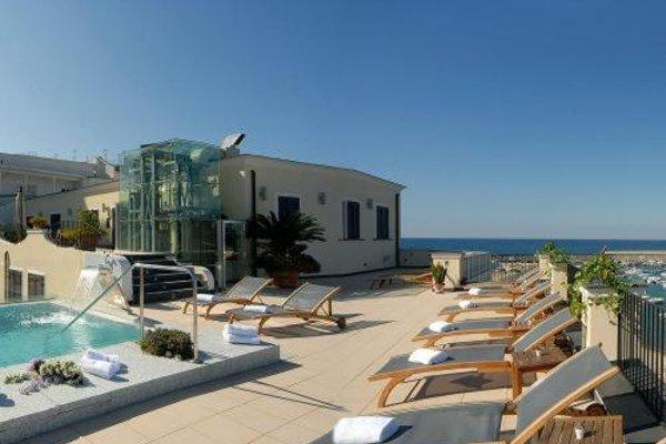 Hotel Villa Carolina - фото 23