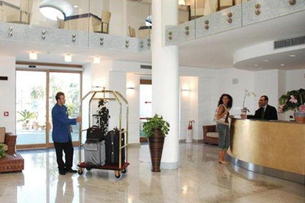 Hotel Villa Carolina - фото 7