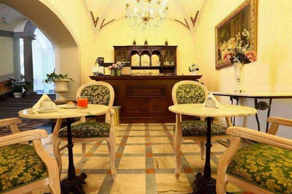 Villa Tuscolana Park Hotel - фото 11
