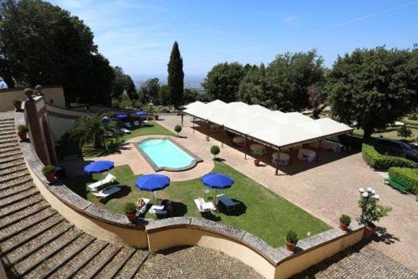 Villa Tuscolana Park Hotel - фото 20