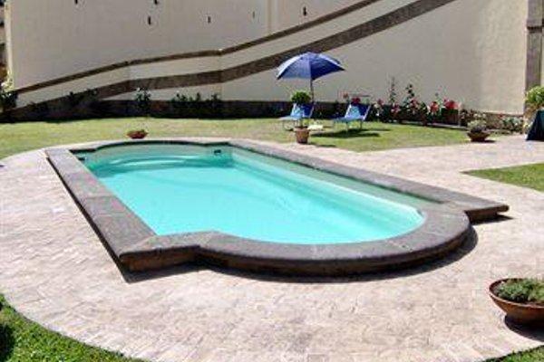 Villa Tuscolana Park Hotel - фото 21