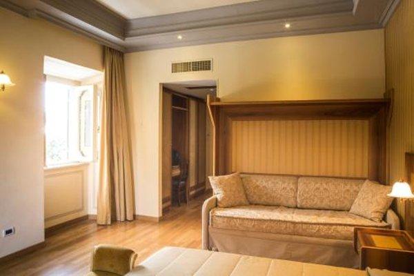 Villa Tuscolana Park Hotel - фото 9