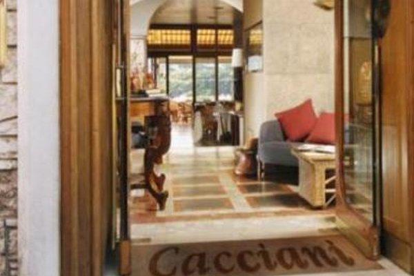 Hotel Cacciani - фото 16