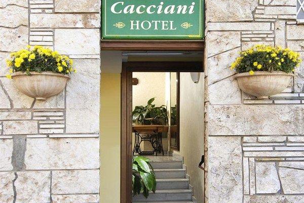 Hotel Cacciani - фото 22