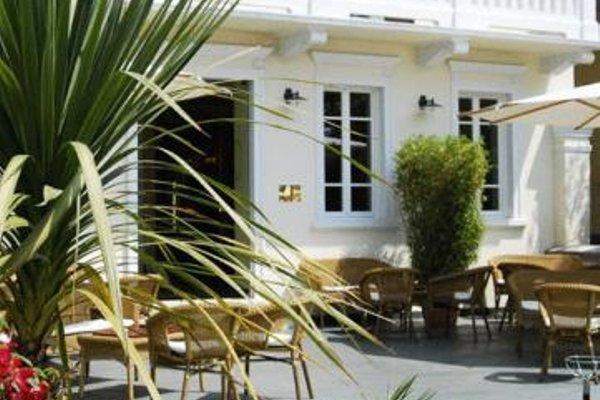 La Vittoria Boutique Hotel - фото 17
