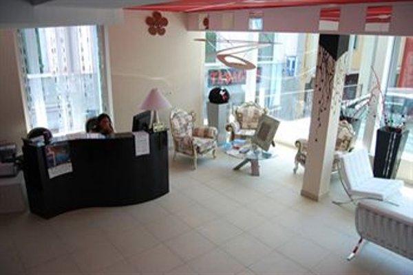 Atelier Hotel - фото 14
