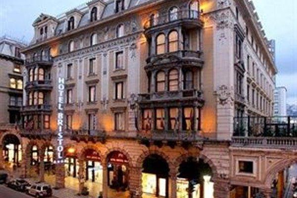 Hotel Bristol Palace - фото 50