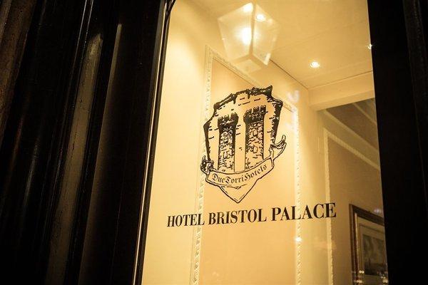 Hotel Bristol Palace - фото 15