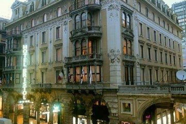 Hotel Bristol Palace - фото 22