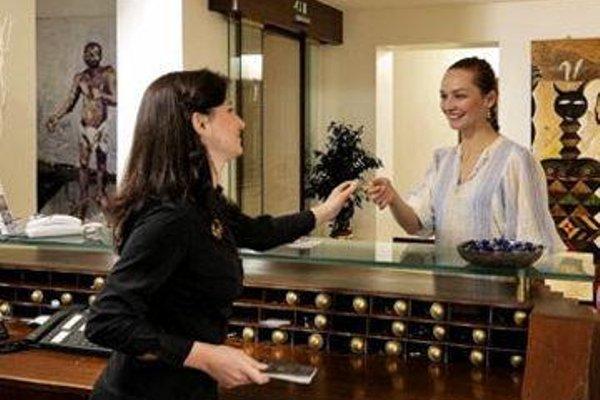 Best Western Hotel Metropoli - фото 19