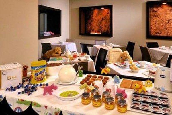 Best Western Hotel Metropoli - фото 21