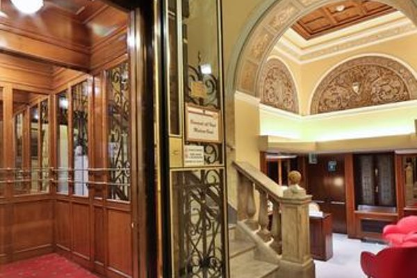 Best Western Hotel Moderno Verdi - фото 13