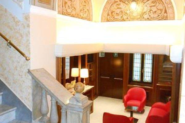 Best Western Hotel Moderno Verdi - фото 14