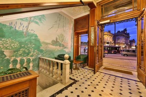 Best Western Hotel Moderno Verdi - фото 15