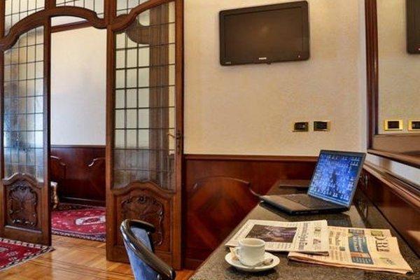Best Western Hotel Moderno Verdi - фото 3