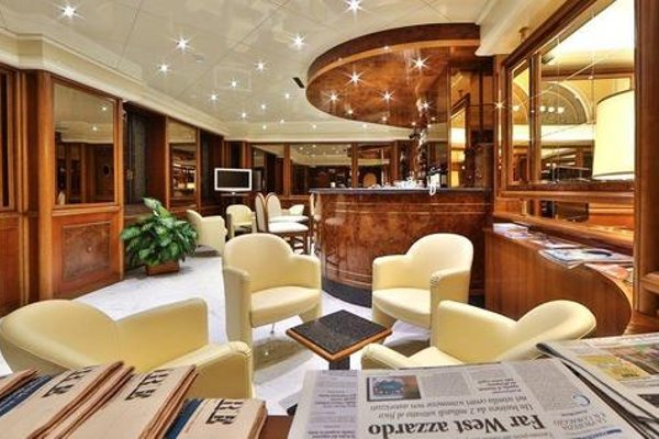 Best Western Hotel Moderno Verdi - фото 5