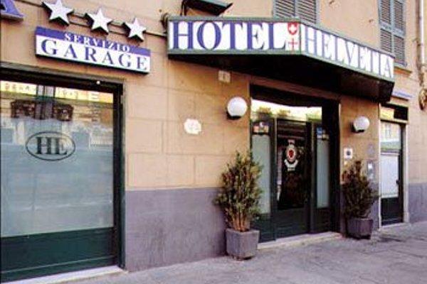 Hotel Helvetia - фото 13