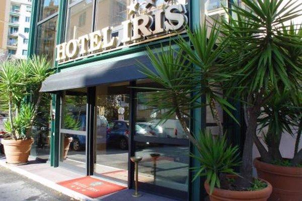 Hotel Iris - 14
