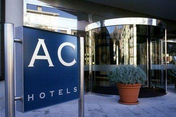 AC Hotel Genova, a Marriott Lifestyle Hotel - фото 13