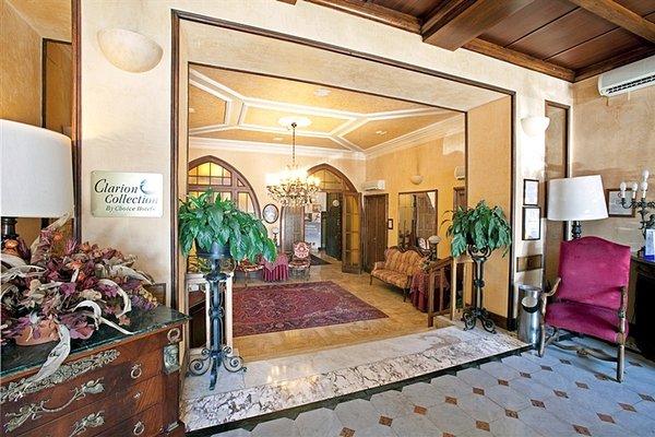 Clarion Collection Hotel Astoria Genova - 15