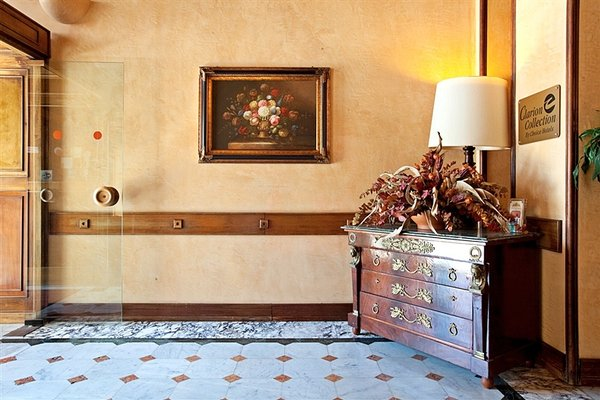 Clarion Collection Hotel Astoria Genova - 20