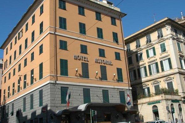 Clarion Collection Hotel Astoria Genova - 23