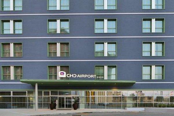Best Western Premier CHC Airport - фото 23