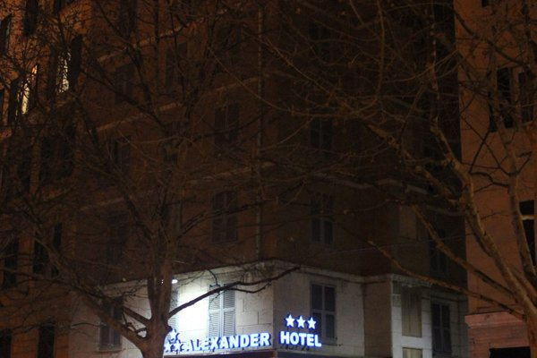 Hotel Alexander - фото 21
