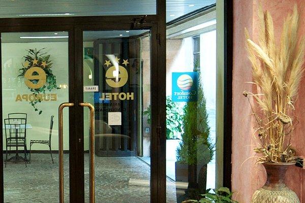Comfort Hotel Europa Genova City Centre - фото 16