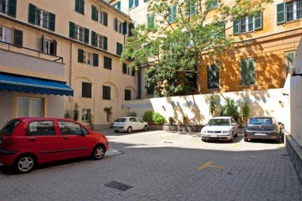 Comfort Hotel Europa Genova City Centre - фото 23