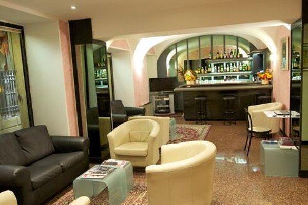 Comfort Hotel Europa Genova City Centre - фото 6