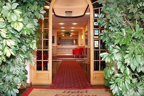 Hotel Kristina - фото 12