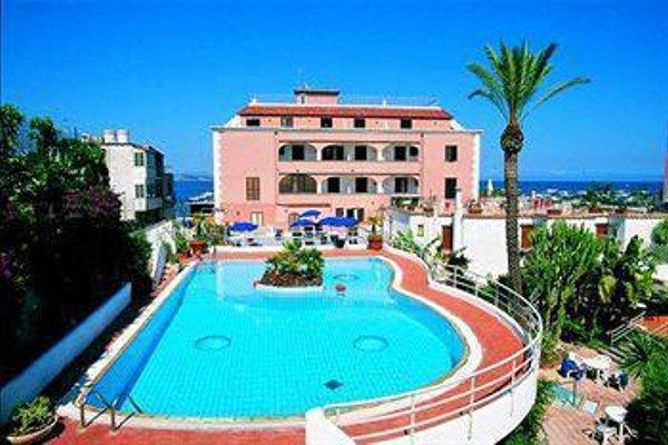 Hotel Mare Blu Terme - фото 21