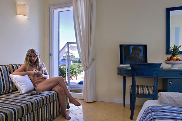 Hotel Mare Blu Terme - фото 4